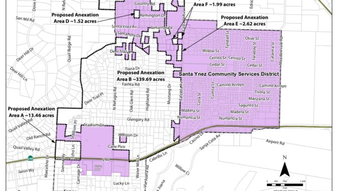 SY sewer district annexation plans cause concerns  June 15
