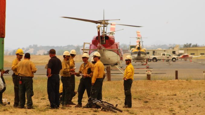 Updates and Photo Gallery of the Whittier Fire Sunday July ...